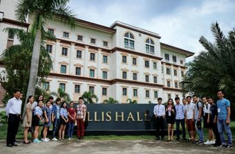 TTU Exchanges with Cambodian Students from Svayrieng and Prayveng provinces