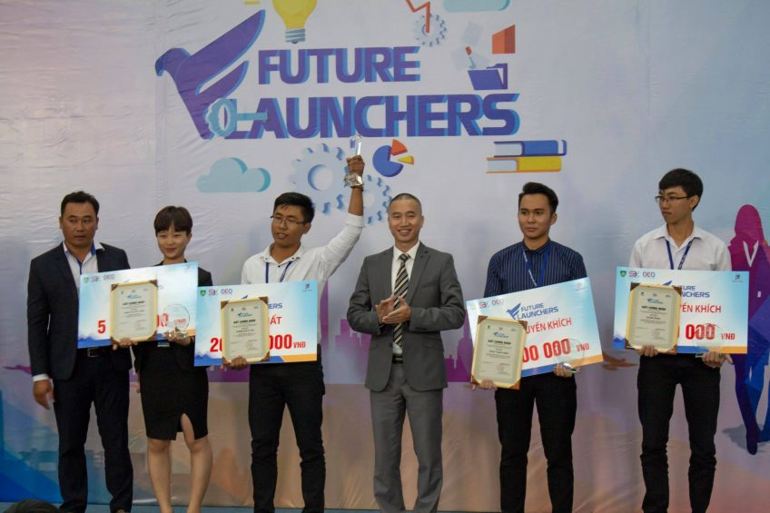 "Final of ""FUTURE LAUNCHER 2018"""